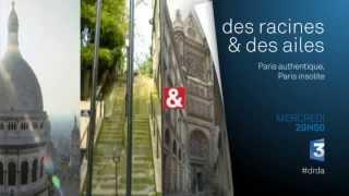 Paris authentique, Paris insolite – Bande-annonce
