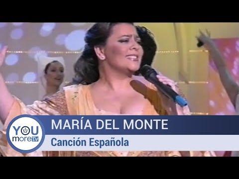 María Del Monte - Canción Española