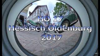 7th International Vintage Volkswagen Show - HO 17 - Hessisch Oldendorf 2017