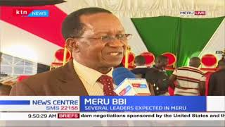 MERU BBI : Several leaders expected in Meru, meeting to take place tomorrow