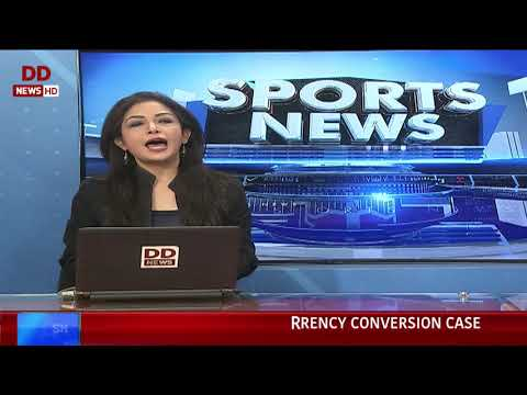 Download Sports News Bulletin in English @ 5:30pm HD Mp4 3GP Video and MP3