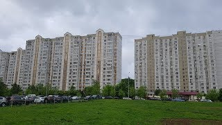 #2 Митино - спальный район Москвы, прибытие в Нижний и заселение в апартаменты