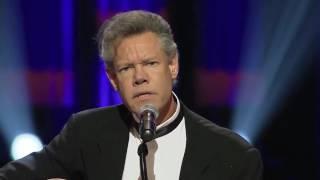 Randy Travis sings 'Amazing Grace' at George Jones' funeral