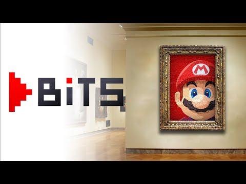 BITS: ¿Los videojuegos son arte?