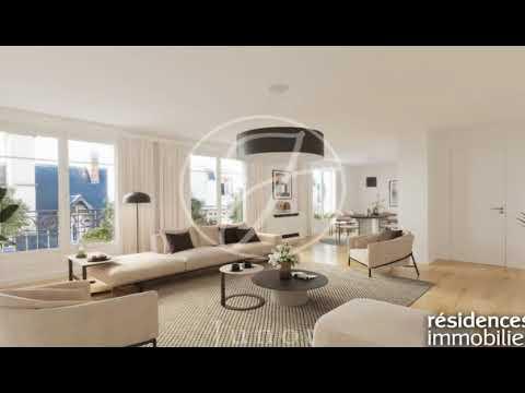 PARIS 16ÈME - APPARTEMENT A VENDRE - 2 990 000 € - 197 m² - 6 pièce(s) PARIS 16ÈME - APPARTEMENT A VENDRE - 2 990 000 € - 197 m² - 6 pièce(s)