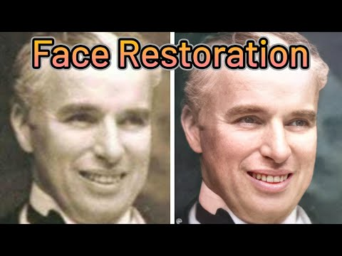 Image Restoration AI - Upscale and Restore Faces with DFDNet