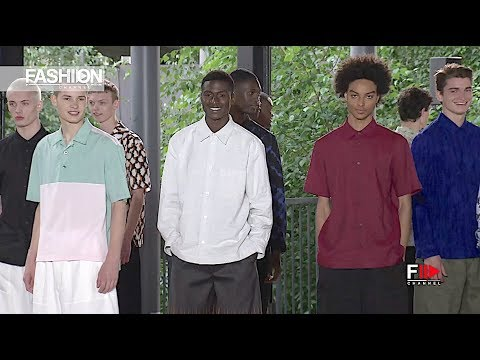 ISSEY MIYAKE Spring Summer 2019 Menswear Paris - Fashion Channel