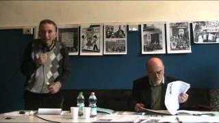 """Raul Mordenti: """"Il decennio rosso: dal '68 al '77"""" PARTE 1"""