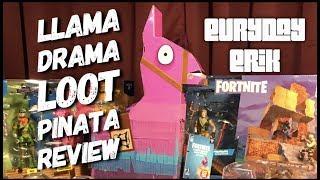 Fortnite Toys Unboxing Loot Llama 免费在线视频最佳电影电视节目
