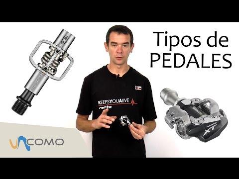 Mejores pedales para montaña y carretera