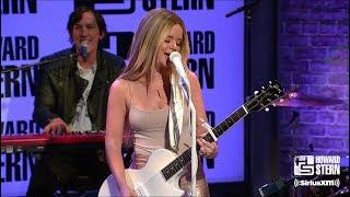 """Maren Morris """"GIRL"""" On The Howard Stern Show"""