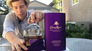 Crown Royal Cornerstone Blend Canadian Whisky: WhiskyWhistle Whisky Review 100