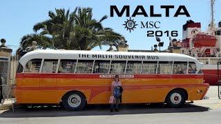 MSC PREZIOSA Escale à Malte