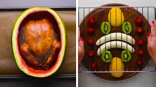 How to Be a Clever Cook with These Creative Ways to Cook! | Diy Cooking Recipes by so Yummy