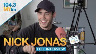 Nick Jonas Talks Almost Getting Eaten By Coyotes, New Music, Touring With Bruno Mars, Game Of Throne