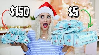 Guessing Cheap vs Expensive Gifts! + HUGE GIVEAWAY!!   Aspyn Ovard