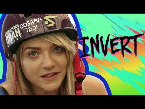 Como andar de skate: Invert | Karen Jonz