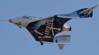 Why Virgin Galactic Shares Are Taking Off