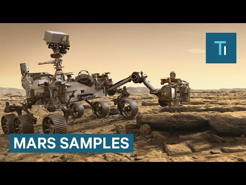 How NASA Plans to Bring Mars Samples Back to Earth