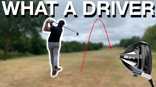 PETER FINCH IS RIPPING DRIVER - GOLF COURSE VLOG