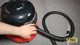 Henry Numatic International Vacuum Cleaner NRV240-11 (Review)