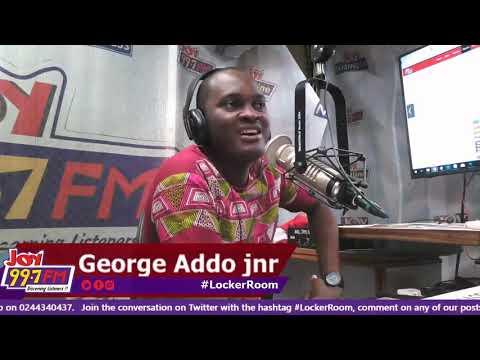 LOCKER ROOM ON JOY FM (27-10-18)