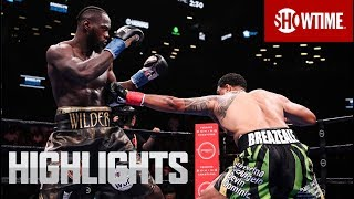 Wilder vs. Breazeale: Highlights | SHOWTIME CHAMPIONSHIP BOXING