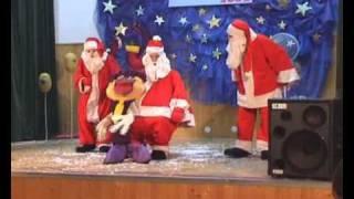 Koncert Mikołajów w Chorkówce