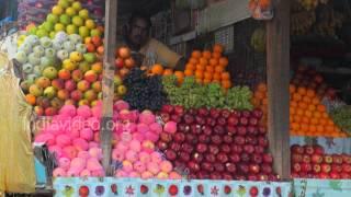 Fruit market, Andaman