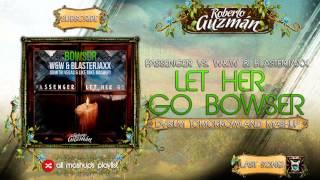 Passenger vs. W&W & Blasterjaxx - Let Her Go Bowser (Dimitri Vegas & Like Mike Mashup)