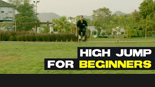 High Jump For Beginners