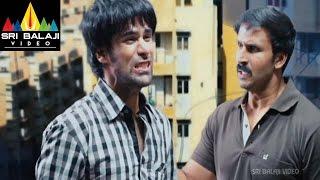 Love You Bangaram Movie Climax Action Scene  Rahul Shravya  Sri Balaji Video