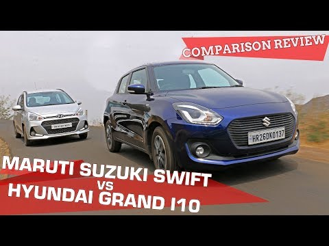 View 2018 Maruti Suzuki Swift Vs Hyundai Grand I10 Diesel