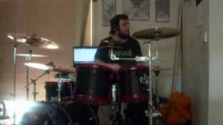 Jim Close - Theory of a Deadman - End Of The Summer (Drum Cover)