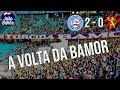 BR2018 Bahia 2 0 Sport A volta da Bamor abamorvoltou