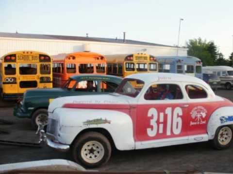 Northern Vintage Stockcar Racers