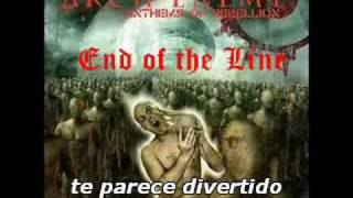 Arch enemy - end of the line (sub.español)