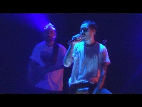 Скриптонит - Темно (Воронеж 3.03.18) Live