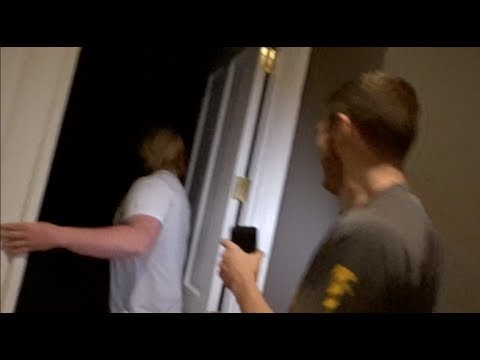 Catching Someone Breaking Into My House