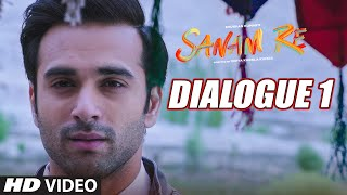 Pyaar Vo Safar Hai Jo Milo Me Nahi Gahraai Me Naapa Jaata Hai - Dialogue Promo - Sanam Re