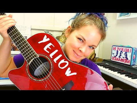 My acoustic version of Coldplay's Yellow.