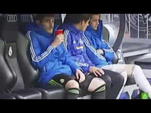 Iker Casillas VS Real Sociedad