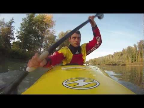 Come si pagaia: tecnica per il kayak