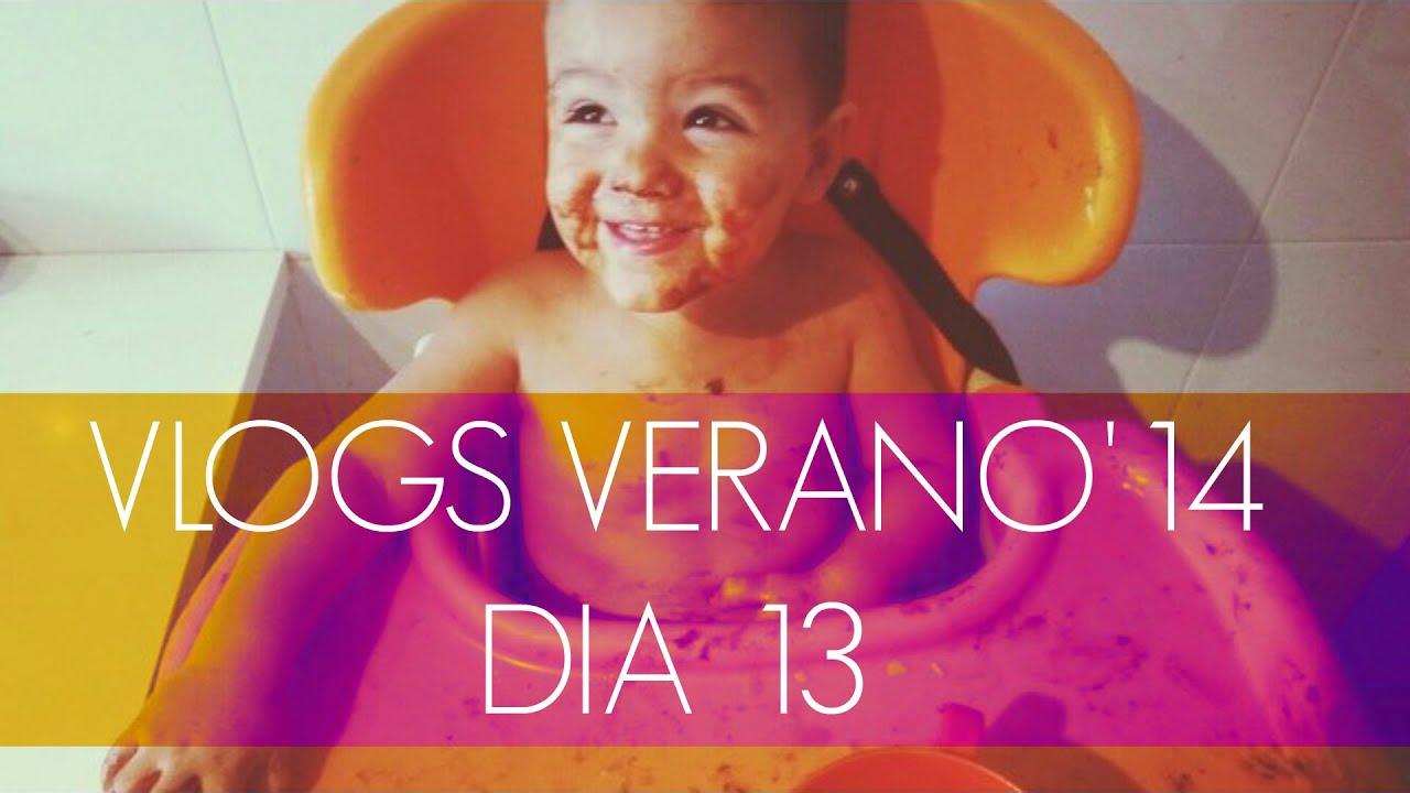Huguito el chocolatero! (VLOGS DIARIOS: Verano'14) DÍA 13