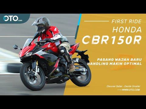 All New Honda CBR150R | Riding Lebih Asyik