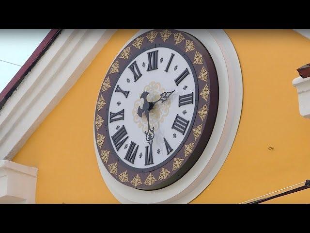 Ангарский музей часов распахнул парадные двери