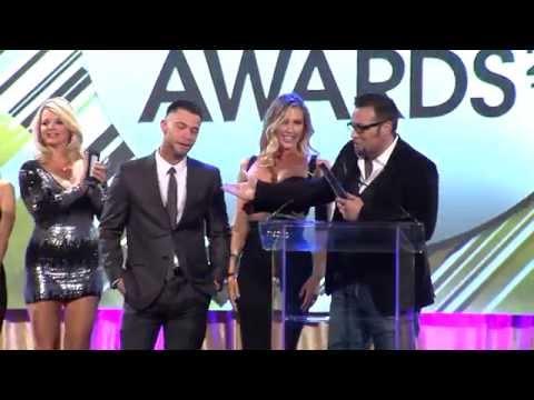 2015 XBIZ Awards - Cinderella XXX Wins 'Parody Release of the Year Drama' Award