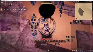 Black Desert mystic skill - Видео смотреть