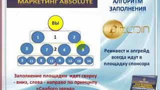 ЗАРАБОТАЙ С DREAMTOWARDS 5 БИТКОИНОВ!!! Маркетинг ABSOLUT