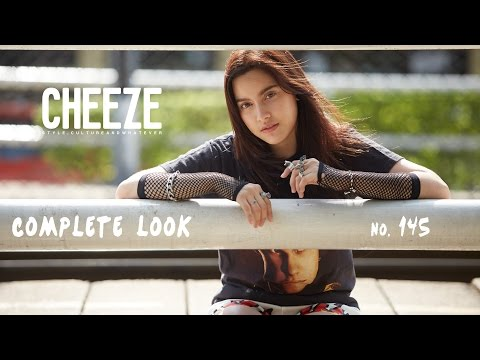 Behind The Scenes Cheeze No. 145 'Complete Look'